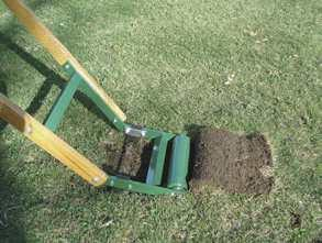 Where to find SOD BED EDGER MANUAL in Wilmington