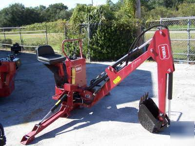 Where to find TORO DINGO BACKHOE ATTACHMENT in Wilmington